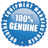 100% Genuine - Original Equipment Manufacturer