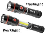 NEBO Tools SLYDE FLASHLIGHT & WORKLIGHT