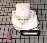 LG Sears Kenmore Refrigerator  Ice Maker Damper Cooling Blower Fan Motor and Duct Connector Assembly