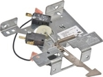 Bosch Thermador Gaggenau Siemens Stove Range Oven Door Lock Motor and Switch Assembly