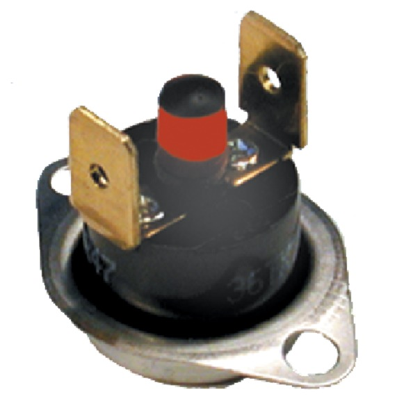 Srl300 Supco Manual Reset Thermostat Rollout Limit Switch