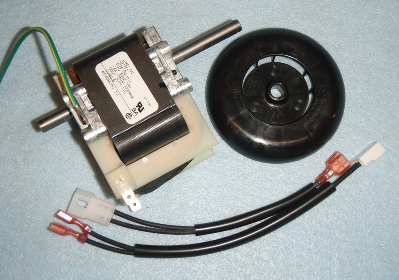 318984753 Frigidaire Inducer Motor Kit Reliable Parts