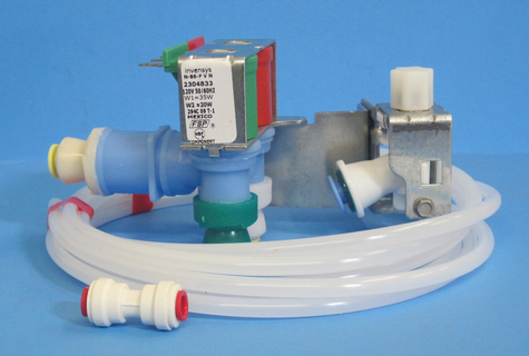 W10408179 Whirlpool Ice Maker Water Inlet Fill Valve Kit