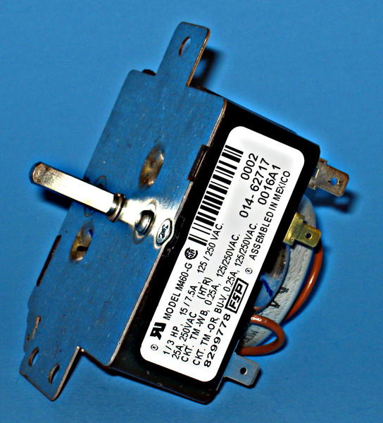 Whirlpool Wp8299778 Timer Reliable Parts