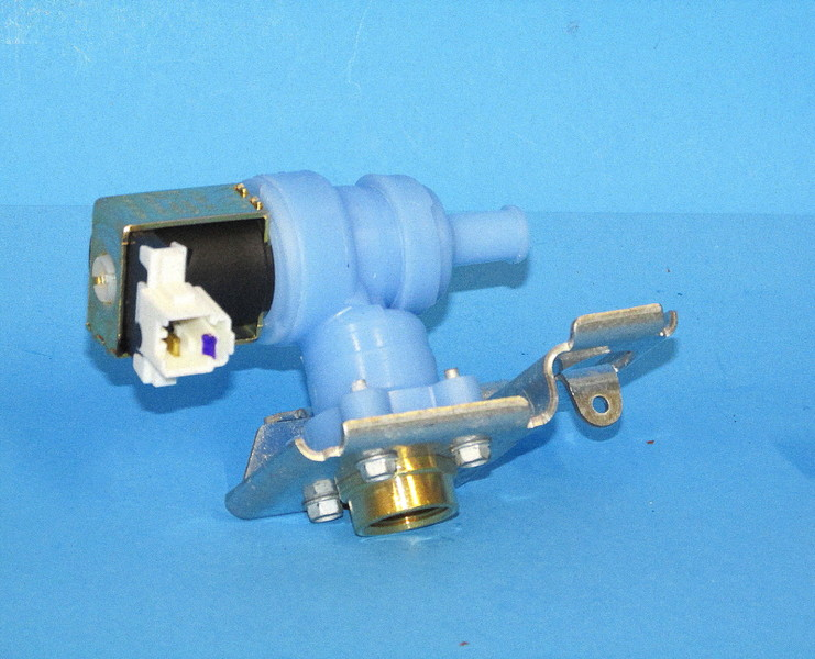W10648041 whirlpool water inlet valve reliable parts - Kitchenaid dishwasher fill valve ...