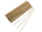 BBQ Barbecue Bamboo Skewers 100 Pack