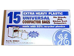 General Electric Hotpoint Sears Kenmore Universal Trash Compactor Bags