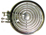 GE General Electric Hotpoint Sears Kenmore Range Stove Cook Top Burner Unit 3 Wire 6 Inch
