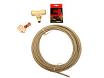 Pex Quick Connect Water Line Installation Kit, 25' 1/4""