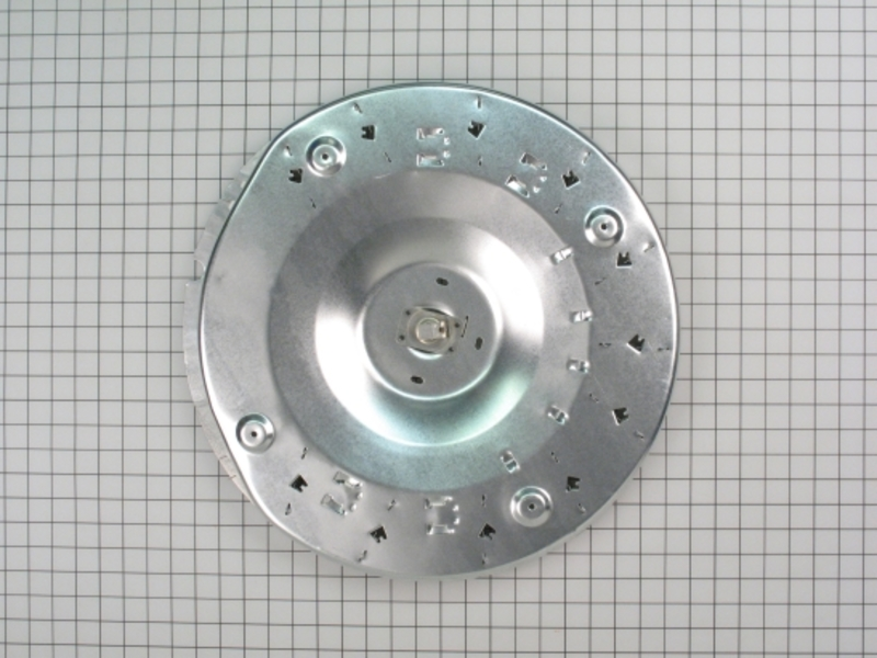 We11m23 Ge Dryer Heating Element And Housing Assy