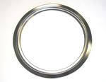 "GE General Electric Hotpoint Sears Kenmore Range Stove Cook Top 8"" TRIM RING CHROME"