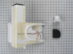 GE General Electric Hotpoint Sears Kenmore Refrigerator Fresh Food Damper Inlet Cover Kit