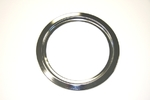 "GE General Electric Hotpoint Sears Kenmore Range Stove Cook Top 6"" TRIM RING CHROME"