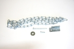 GE General Electric Hotpoint Sears Kenmore Range Oven ANTI TIP KIT (CHAIN)