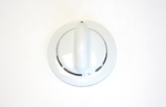 GE General Electric RCA Hotpoint Sears Kenmore Clothes Dryer Timer Control Knob - White