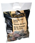 BBQ Barbecue NATURAL LAVA ROCK 7 lb. Bag