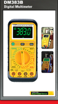 UEI TEST INSTRUMENTS Digital Multimeter