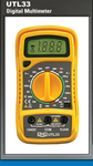 UEI Test Instruments Digital Multimeter with Temperature Probe