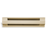 "Cadet Manufacturing  30"" Electric Baseboard Heater 2F500-1, Almond 120V - Additional Freight Charge $5.00"