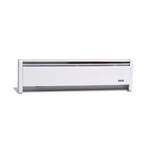 "Cadet Manufacturing 47"" Electric SOFTHEAT Permanent Baseboard EBHA750W, White 240V 750W - Additional Freight Charge $10.00"