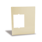 "Cadet Manufacturing Heater Metal Adapter Plate, C Series, CAMA Almond 18.5"" x 22"""