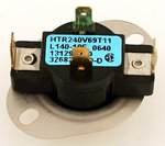 Frigidaire Electrolux Westinghouse Kelvinator Gibson Sears Kenmore Dryer Control Thermostat,  L140