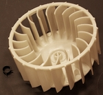 Frigidaire Electrolux Westinghouse Kelvinator Gibson Sears Kenmore Dryer Blower Wheel