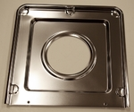 "Frigidaire Electrolux Kelvinator Westinghouse Tappan O'keefe and Merritt Sears Kenmore Stove Range Cook Top 9 1/2"" Square Gas Drip Pan"