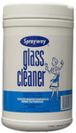 Sprayway Glass Cleaner Wipes - 40 Clothes