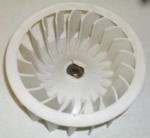 LG Electronics Sears Kenmore Dryer Blower Fan Assembly
