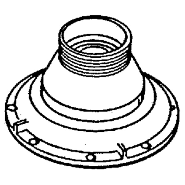 WHIRLPOOL 6-2011900 Washer Brake Assembly