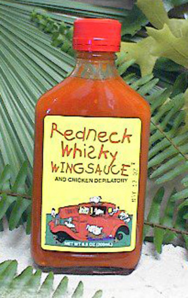 Redneck Whiskey Wing Sauce 6 Oz Buy Online At Reliable