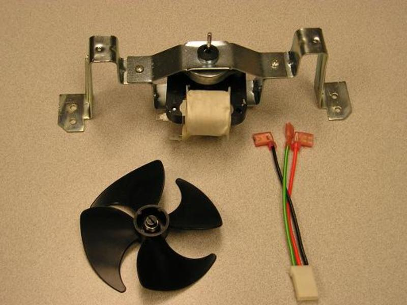 haier fridge parts. RF-4550-33 Haier Evaporator Fan Motor Fridge Parts