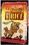 Ass Kickin Spanish Rice 8.0 oz.