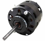 Packard 5 Inch Diameter Blower Motor 115 Volts 1050 RPM 2 Speed