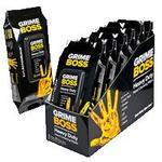 GRIME BOSS Heavy Duty Hand Cleaning Wipes 30 Count