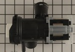 Bosch Thermador Gaggenau Clothes Washer Drain Pump Assembly