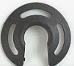 Bosch Thermador Gaggenau Stove Range Oven Cooktop Ignition Plug Mounting Ring Clip