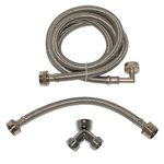 STAINLESS STEEL STEAM DRYER INSTALLATION KIT