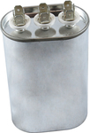 440 Volt Oval Run Capacitor 40+5 MFD - American Made