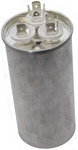 440 Volt Round Run Capacitor 55+7.5 MFD - American Made