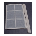 GE General Electric Hotpoint Air Conditioner Filter - Left Side