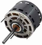 Packard 5 5/8 Inch Diameter Blower Motor 115 Volts 1075 RPM