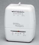 White Rodgers MERCURY FREE Single Stage Setpoint Thermostat
