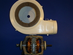 Frigidaire Electrolux Westinghouse Kelvinator Gibson Sears Kenmore Dryer Drive Motor With Blower Housing