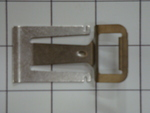 Maytag Whirlpool KitchenAid Magic Chef Roper Norge Sears Kenmore Admiral Amana Dishwasher DOOR STRIKE LATCH PLATE