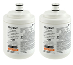 Whirlpool Jenn-Air KitchenAid Maytag Roper Admiral Sears Kenmore Norge Magic Chef Amana Refrigerator PuriClean Water Filter - 2 Pack