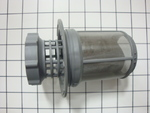 Bosch Siemens Thermador Gaggenau Dishwasher Drain and Circulation Micro Filter Basket Assembly