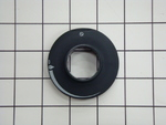 Dacor Stove Range Oven Cooktop control knob trim plate SPILL PROTECTOR - Right Side