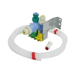 Whirlpool Jenn-Air KitchenAid Maytag Roper Admiral Sears Kenmore Norge Magic Chef Amana Refrigerator Water Inlet Fill Valve